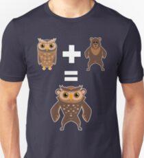 How to make an Owlbear T-Shirt