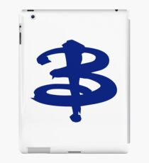 Buffy The Vampire Slayer 'B' v4.0 iPad Case/Skin