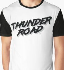 'Thunder Road' - Inspired by the Springsteen song (unofficial) Graphic T-Shirt