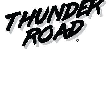 'Thunder Road' - Inspired by the Springsteen song (unofficial) by MarkLenthall