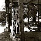 """""""Old Pump"""" by Bradley Shawn  Rabon"""
