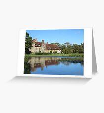Michelham Priory. Greeting Card