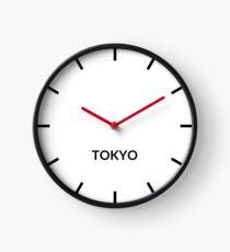 Tokyo, Japan Clock
