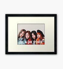 blackpink Framed Print