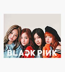 blackpink Photographic Print
