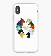 Wings of Fire - All Together iPhone Case