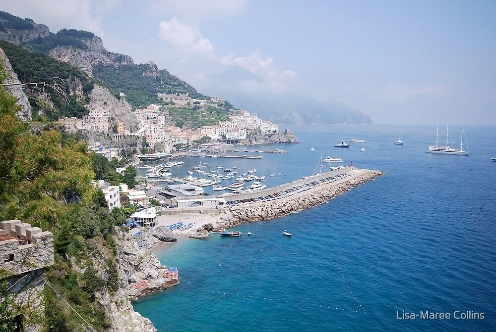 Amalfi Coast by Lisa-Maree Collins