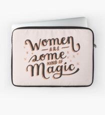 Women are Some Kind of Magic - The Princess Saves Herself in This One Laptop Sleeve