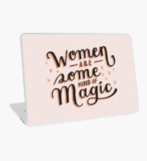 Women are Some Kind of Magic - The Princess Saves Herself in This One Laptop Skin