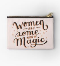 Women are Some Kind of Magic - The Princess Saves Herself in This One Studio Pouch