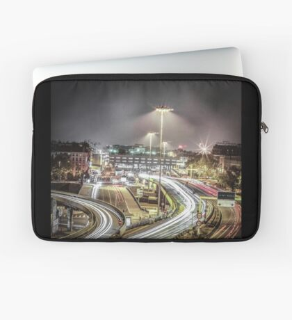 Light Moves Laptop Sleeve