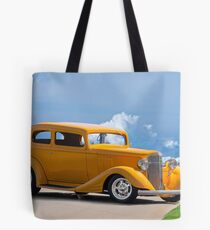 1933 Pontiac Deluxe 8 Touring Sedan IV Tote Bag