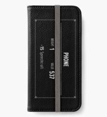 The Elder Scrolls V - Skyrim Phone Case of Speechcraft iPhone Wallet/Case/Skin