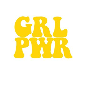 GRL PWR - Estilo 2 de maddisonegreen