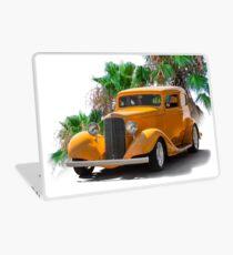 1933 Pontiac Deluxe 8 Touring Sedan Ia Laptop Skin