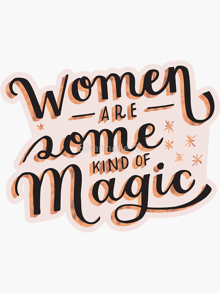 Women are Some Kind of Magic - The Princess Saves Herself in This One by artofescapism