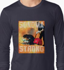 2a7f6b823 EMT SONOMA STRONG Long Sleeve T-Shirt