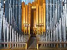 Massive Pipe Organ Pipes by FrankieCat