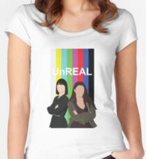 Unreal - TV Show Women's Fitted Scoop T-Shirt