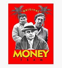 Original Money Team Photographic Print