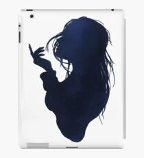 Sea breeze silhouette iPad Case/Skin