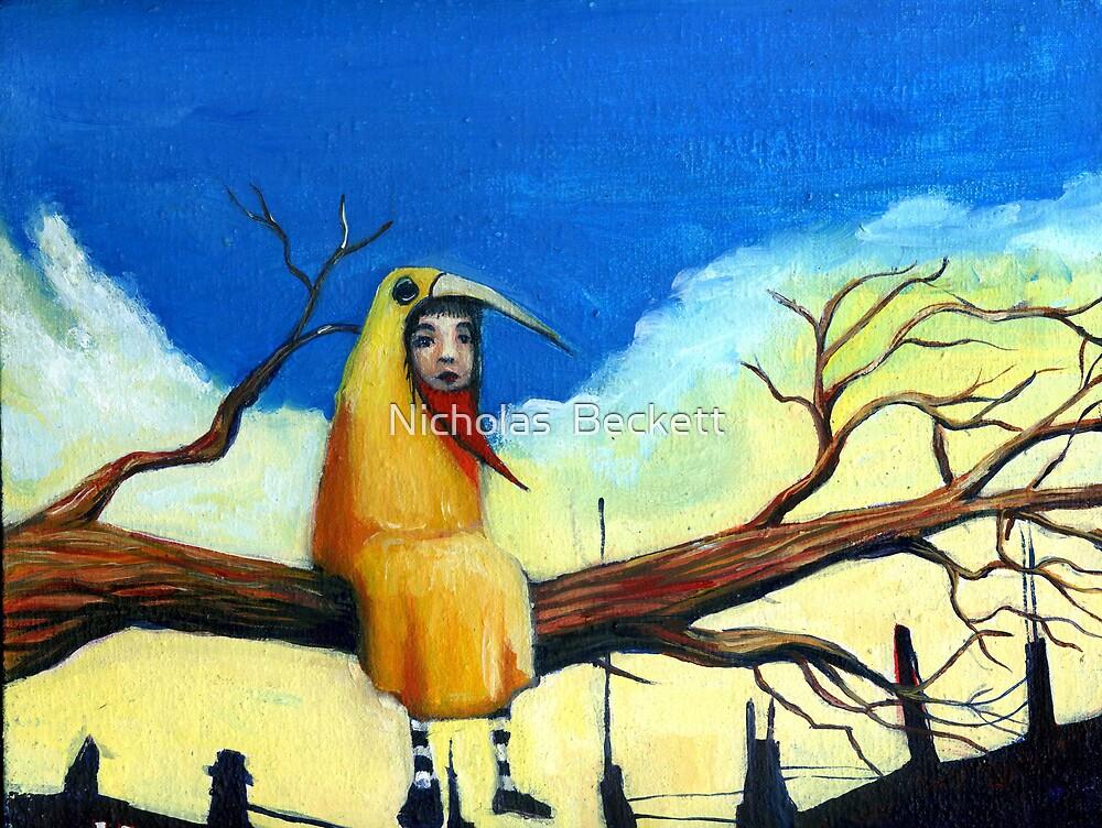 Lonely Bird by Nicholas  Beckett