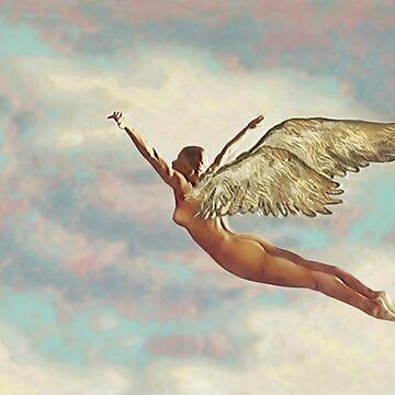 Free Falling by van1021