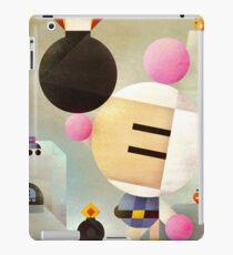 Bomberman remixed iPad Case/Skin