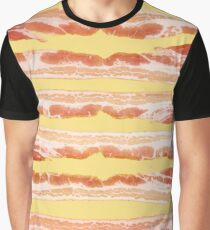 Bacon, Raw Graphic T-Shirt