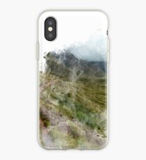 Faded way iPhone Case