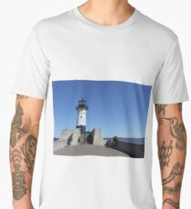 Lighthouse Men's Premium T-Shirt