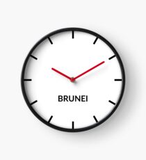Brunei Clock
