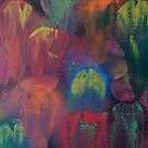Ghostly Jellyfish by George Hunter