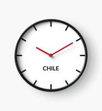 Chile Clock