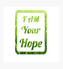 Your Hope Photographic Print