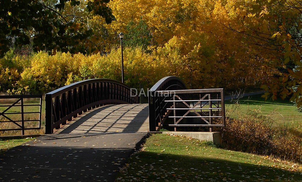 Muskoseepi Park Bridge by DAltman