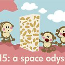 2015: a space odyssey by Sonia Pascual