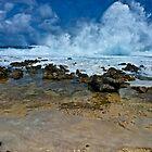 Angry Sea by dcdigital