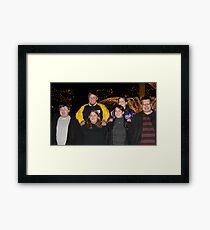 For Mum for Christmas Framed Print