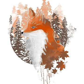 Fox by THEILO