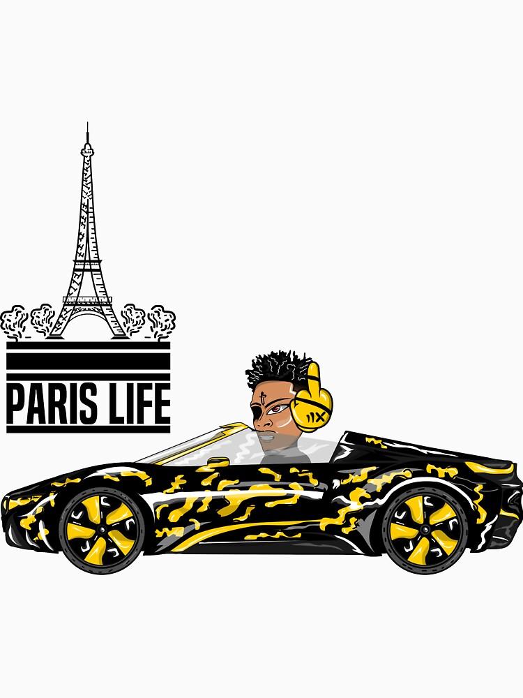 PARIS LIFE by PurpleLoxe