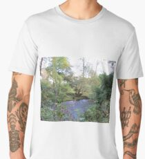 Scottish Stream Men's Premium T-Shirt