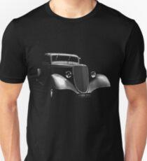 1934 ford, black shirt Unisex T-Shirt