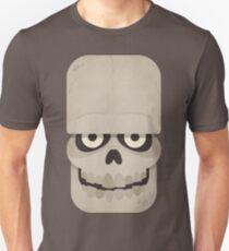 Funnny Skull for Halloween Unisex T-Shirt