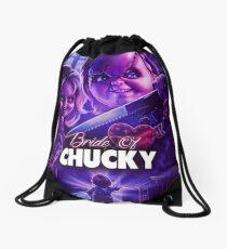 Chucky's bride Drawstring Bag