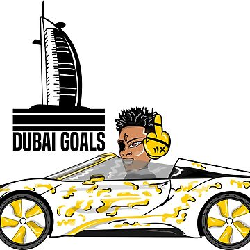 Dubai Goals by PurpleLoxe