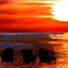 Hernando Beach by Laura Gabel