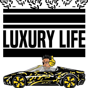 Luxury Life- World Explorer by PurpleLoxe