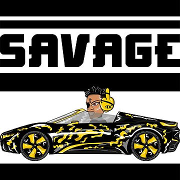 SAVAGE by PurpleLoxe