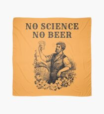 No Science No Beer  Scarf